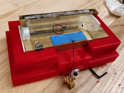 Monolithic Mode-Locked Lasers (MMLL)