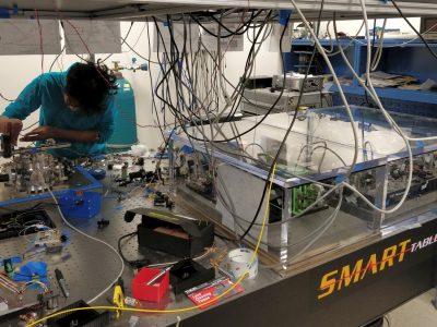 Photonic Microwave Generation